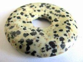 Donut Jaspis Dalmatin 40 mm