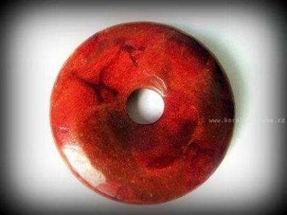 Donut Korál houbový 35 mm
