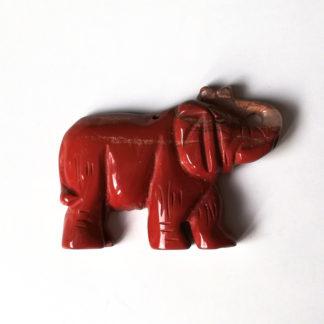 Přívěsek Jaspis Slon 53 mm