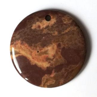Přívěsek Jaspis 45 mm