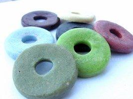Donut - africké korálky