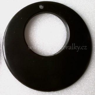 akrylové korálky přívěsek 62 mm