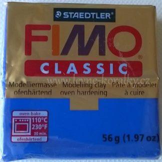 FIMO modelovací hmota modrá 56 g