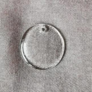 Přívěsek sklo 18 mm
