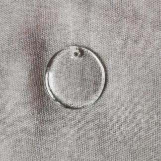 Přívěsek sklo 15 mm